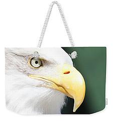 Zeroed In Weekender Tote Bag
