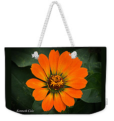 Zinnia 2 Weekender Tote Bag by Kenneth Cole