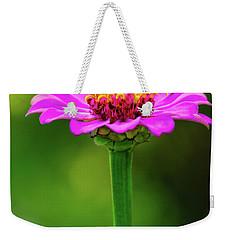 Zinnia Weekender Tote Bag