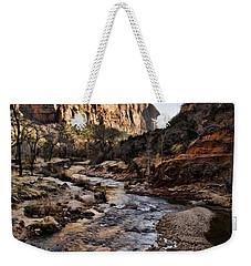 Zion Weekender Tote Bag
