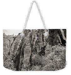 Zion National Park Sepia Tones  Weekender Tote Bag