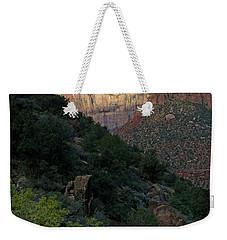 Zion National Park 20 Weekender Tote Bag