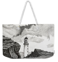 Zoe's Light Weekender Tote Bag