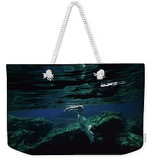 Zombie Mermaid Weekender Tote Bag
