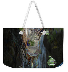 Weekender Tote Bag featuring the photograph Zoo Friends by Richard Ricci