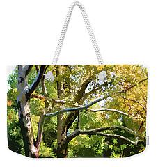 Zoo Trees Weekender Tote Bag