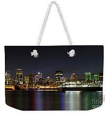 Zoom Montreal Weekender Tote Bag