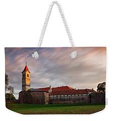 Zrinskis' Castle Weekender Tote Bag