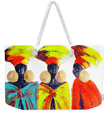 Zulu Ladies Weekender Tote Bag