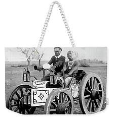 Zulu Motor Cab 1903 Weekender Tote Bag