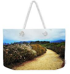 Zuma Beach Pathway Weekender Tote Bag