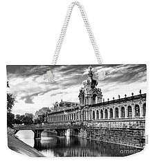 Zwinger Weekender Tote Bag by Pravine Chester