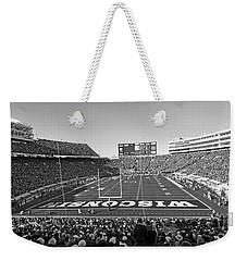 0095 Bw Camp Randall Stadium Weekender Tote Bag