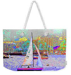 1-13-2009babcdefghij Weekender Tote Bag
