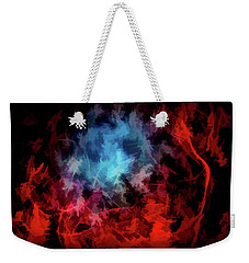 Abstract 53 Weekender Tote Bag