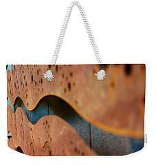 1 Abstract Lake Patricia Sign 3 Weekender Tote Bag