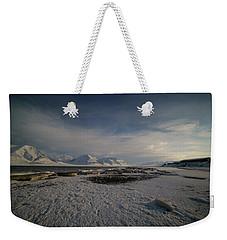 Adventfjorden Weekender Tote Bag