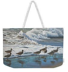 Afternoon Surf Weekender Tote Bag
