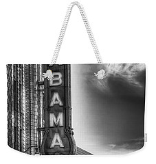 Alabama Theatre Weekender Tote Bag