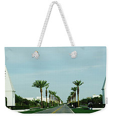 Alys Beach Entrance Weekender Tote Bag