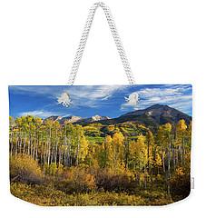 Aspens Of Kebler Pass Weekender Tote Bag