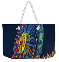 Big Wheel-2 Weekender Tote Bag