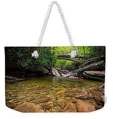 Boone Fork Bridge - Blue Ridge Parkway - North Carolina Weekender Tote Bag
