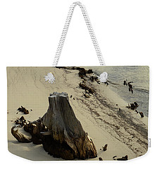 Broken Tree Weekender Tote Bag