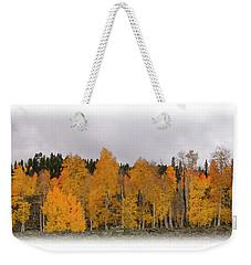 Cedar Mountain Top Weekender Tote Bag