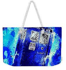 Doctor Who Tardis Weekender Tote Bag