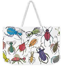 Doodle Bugs Weekender Tote Bag