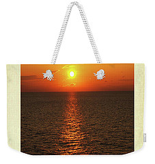 Each Day Is A Miracle Weekender Tote Bag