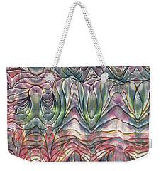 Folds Weekender Tote Bag