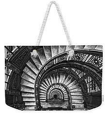 Frank Lloyd Wright - The Rookery Weekender Tote Bag