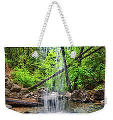 Hedge Creek Falls Weekender Tote Bag