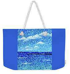 Hilo Bay Breakwater Weekender Tote Bag