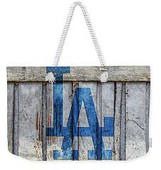 La Dodgers Weekender Tote Bag