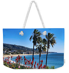 Weekender Tote Bag featuring the photograph Laguna Beach by Brian Eberly