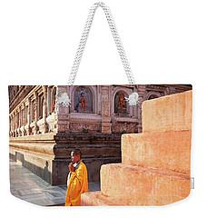 Mahabodhi Weekender Tote Bag