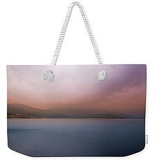Misty Afternoon Weekender Tote Bag