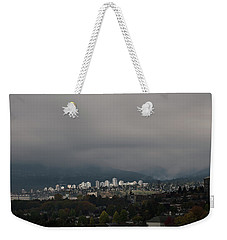 North Vancouver  Weekender Tote Bag