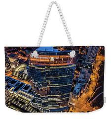 Northwestern Mutual Tower Weekender Tote Bag