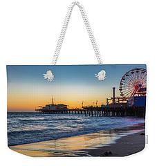 Pacific Park On The Pier Weekender Tote Bag