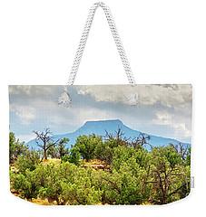 Pedernal Weekender Tote Bag