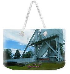 Pegasus Bridge Weekender Tote Bag