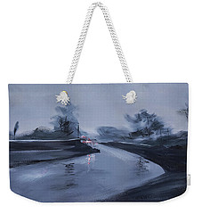 Rainy Day New Weekender Tote Bag
