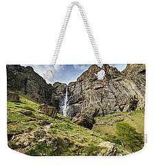 Raysko Praskalo Waterfall, Balkan Mountain Weekender Tote Bag