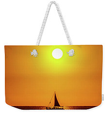 Sail Away Weekender Tote Bag