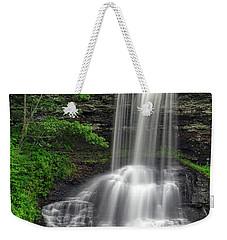 Summer Cascades Weekender Tote Bag