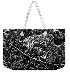 The Catch Weekender Tote Bag